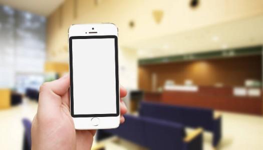 病院での携帯・スマホ利用は緩和されていた!後はモラルを持てるかどうか。
