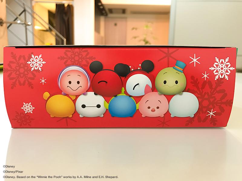 プチガトー クリスマス <ディズニー ツムツム> コレクション