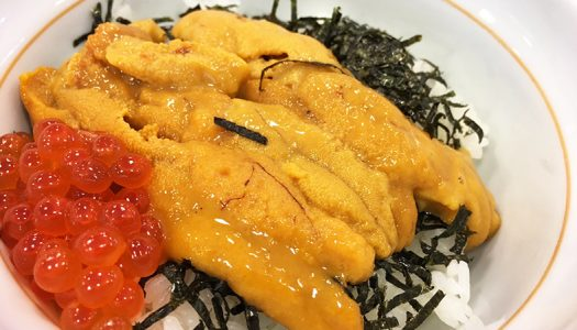 なか卯から海鮮シリーズ「生うに丼」(890円)が販売開始。牛丼屋のうに丼がどんなものか食べてみた!