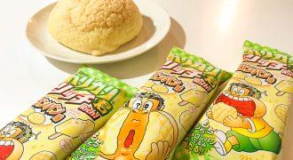 ガリガリ君リッチ メロンパン味