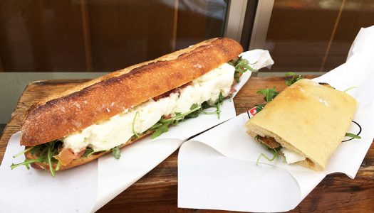 モッツァレラサンドイッチ専門店「ンーモッツァ(Mmmozza)」、予想以上のチーズのフレッシュさにビビった!
