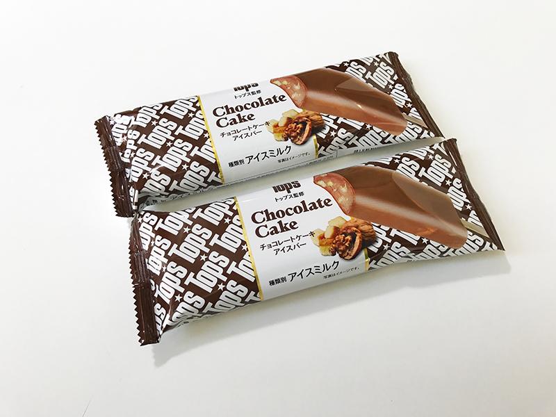 Tops監修 チョコレートケーキ アイスバー