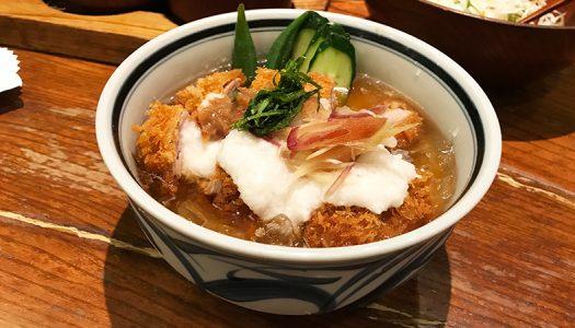夏グルメの新定番!東京の老舗とんかつ屋「かつ吉」の『冷やしかつ丼』が衝撃的な美味しさ!キンキンに冷えたお出汁でいただく夏季限定のかつ丼