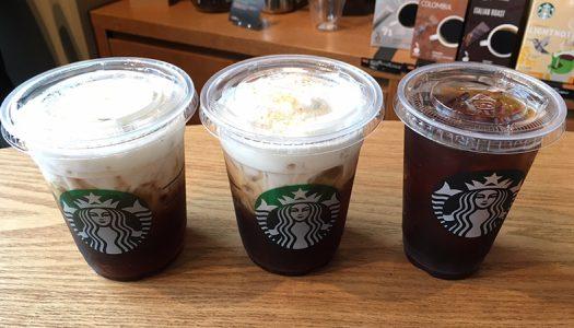 スタバから初の「コールドブリュー」が登場!コーヒー嫌いでも飲めるかもしれないほどの爽やかさはコーヒーの新境地