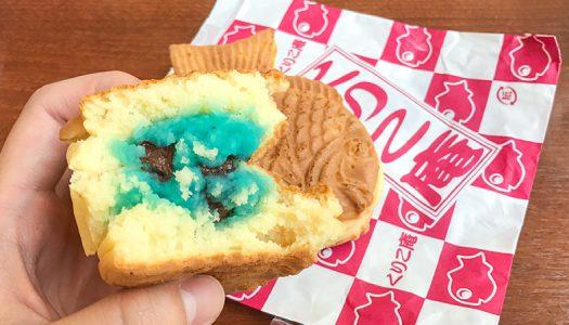 くりこ庵の『チョコミントたい焼き』が色々とやばい!温かさと清涼感を同時に味わう、夏季・数量限定のレアな逸品