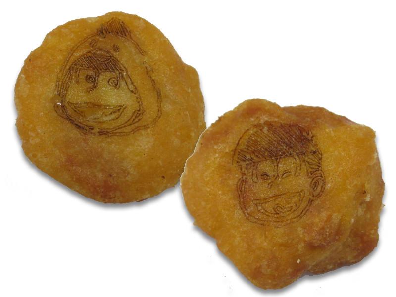 おそ松さんコラボ『からあげクン ソース焼そば味』