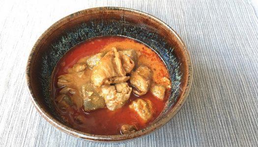 群馬もつ煮の新興勢力「ジャン辛もつ煮」を食べてみた! ピリ辛コク旨で永井食堂にも負けてない