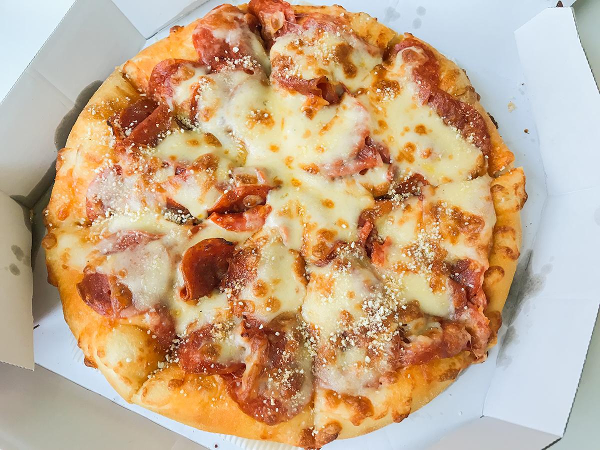 ドミノ・ピザ『ウルトラ盛』