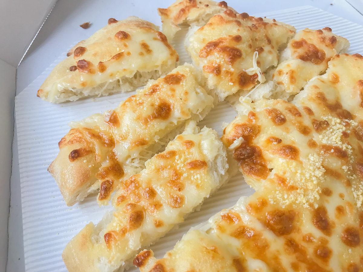 ドミノ・ピザ『つけカレーパン』