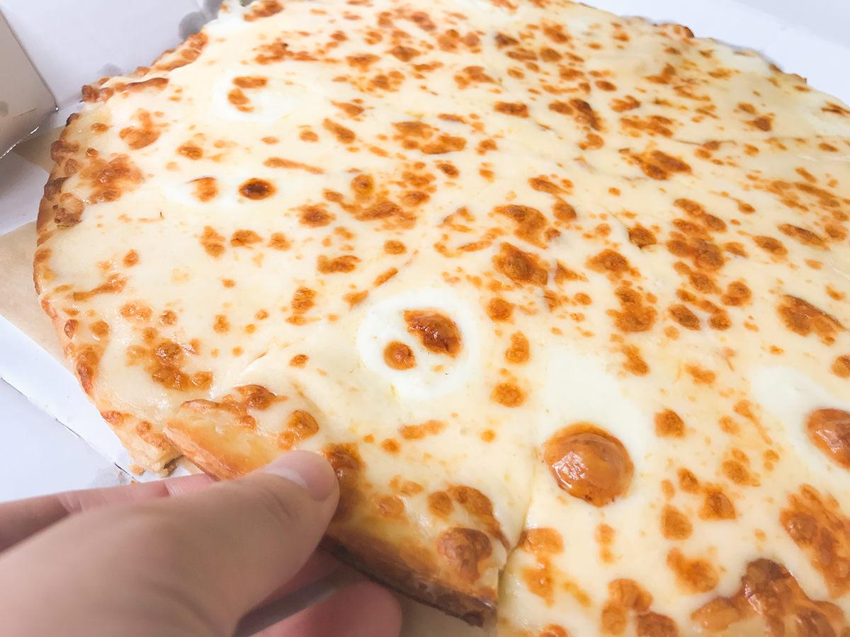 ドミノ・ピザ『ウルトラ盛 ミルフィーユ』