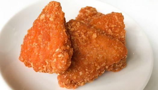 【美味】ファミリーマートの新作『ファミチップス(タコス味)』食べてみた! ファミマのチキンが食べやすいチップスになったよ