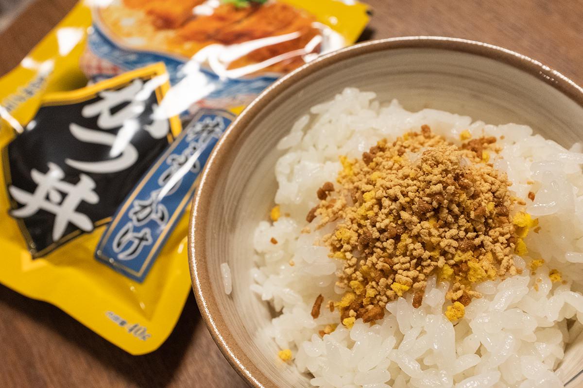 永谷園『丼ふりかけ 牛丼・天丼・かつ丼』