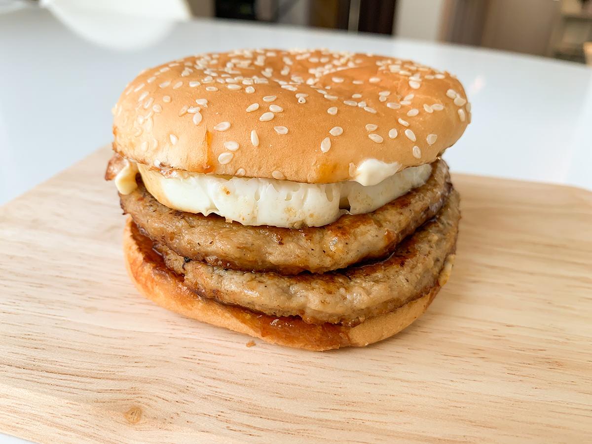 マクドナルド『てりたまたま』食べてみた