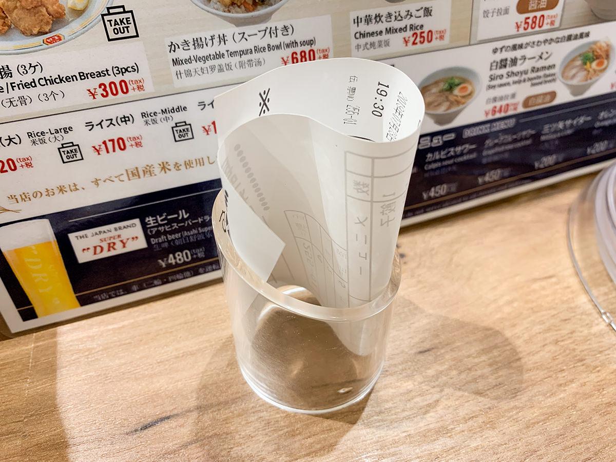 立ち食い『餃子の王将 Express アトレ秋葉原店』