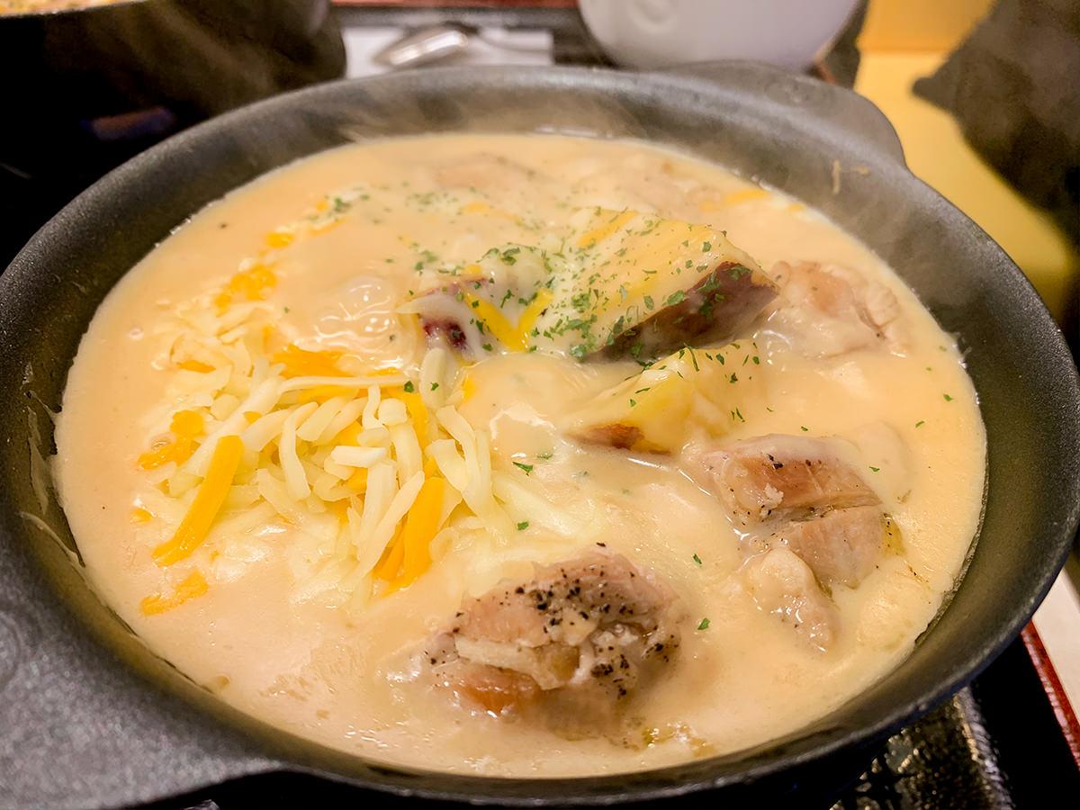 松屋『シュクメルリ鍋定食』