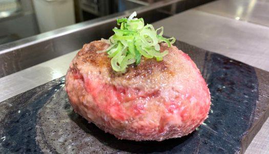 【渋谷パルコ】自分で焼くハンバーグ『極味や』(きわみや)のスタイルに衝撃を受けた!