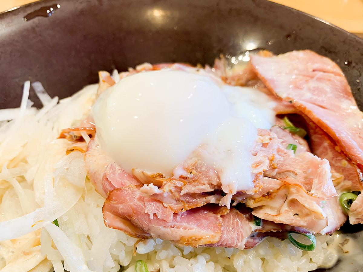 すき家『ニューヨークポーク丼』