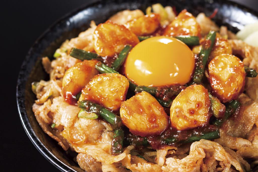 伝説のすた丼屋『超ニンニクすた丼』