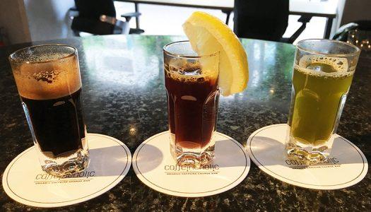 「カフェインチャージ」というぶっ飛びコンセプト!虎ノ門にオープンした「カフェインホリック」って何なの?
