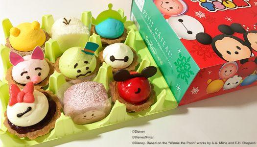 可愛すぎる〜!「ディズニー ツムツム」のプチケーキセットが銀座コージーコーナーに期間限定で登場!手土産にもピッタリ。