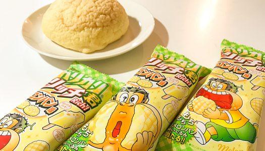 これはイケる!期間限定『ガリガリ君リッチ メロンパン味』が出た!クッキーと氷の新しい食感がGOOD