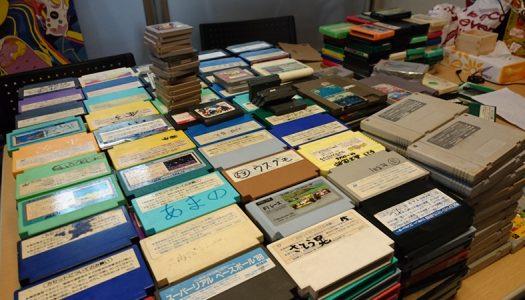 【持ち主探してます!】ファミコンの名前入りゲームカセットを収集している『名前入りカセット博物館』。800本以上を所蔵。