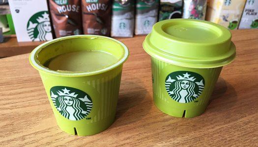大人気スタバプリンから抹茶味の「抹茶プリン」が期間限定で登場!これぞ本当の抹茶プリンと納得の味わい!