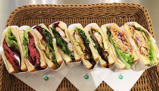 鉄板で焼いたこんがりトーストサンドイッチの専門店「バンブー」がオープン!カニがまるごと1杯入ったサンドイッチは興奮必至!