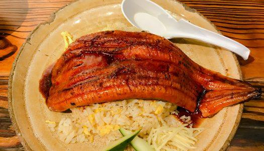 【超満足】チャーハン×鰻! 大阪王将『極上うなぎ炒飯』が贅沢で美味すぎる! 特盛りは豪快に「うなぎ」を一尾使用
