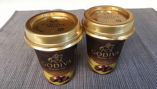 コンビニで買えるゴディバのチョコドリンク「GODIVA ミルクチョコレート」が濃厚でレベル高すぎる!