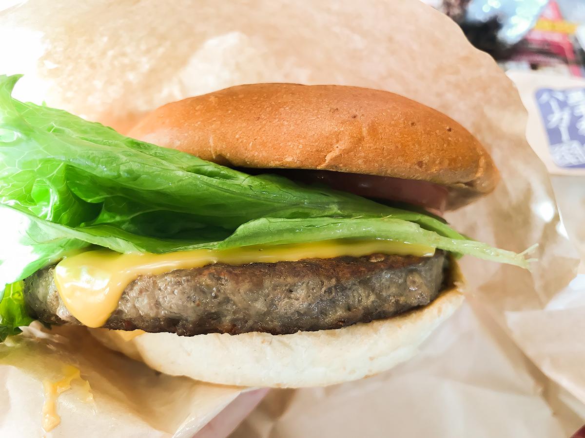 発酵熟成肉 黒毛和牛バーガー