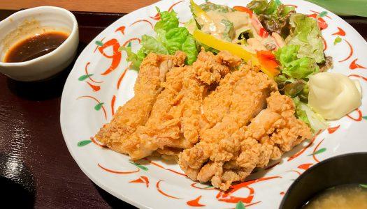 【米泥棒】やよい軒『鶏もも一枚揚げ定食』が再登場! 「にんにく醤油」が恐ろしいほど旨い。