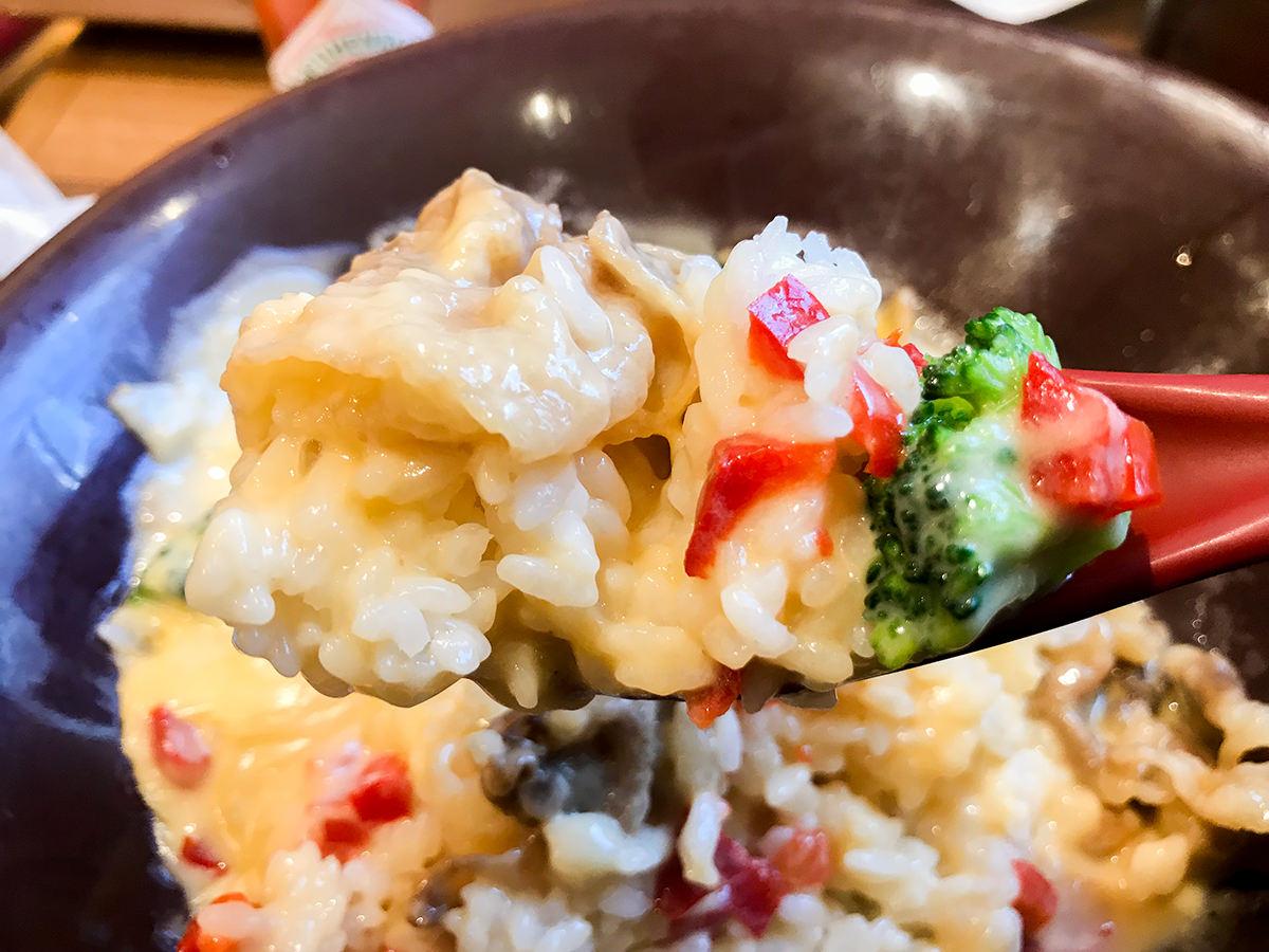 すき家『4種のチーズドリ牛』