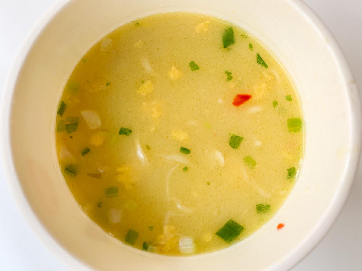 日清カップ麺『篝(かがり) 鶏白湯Soba』