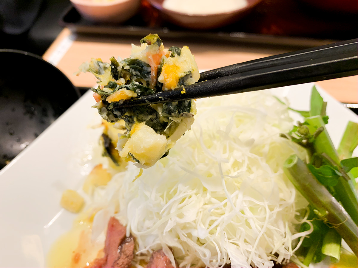 大戸屋『ミスジステーキ定食』『ミスジステーキサラダ丼』