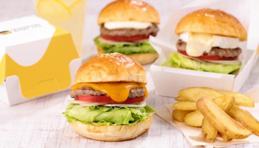 フレッシュネスの新ブランド『Cheeseness Burger ToGo』がオープン! テイクアウトオンリーのチーズバーガー専門店